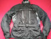 "ALPINESTARS JET ROAD RALLYE GTX GORETEX MOTORCYCLE JACKET 46"" 47"" Chest Size XXL"